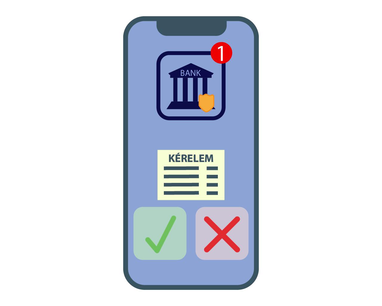 Mobilbank alkalmazás