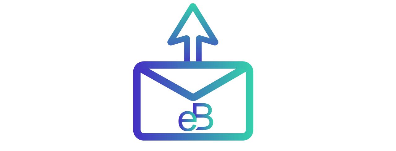 eladói email